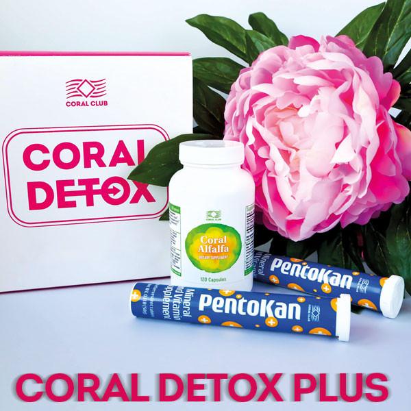 Coral Detox Plus – Revivre